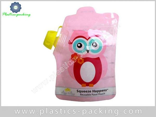 Retort Spout Pouch For Drinking Manufacturers and S 112