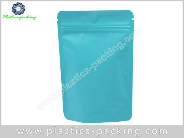 Reusable Aluminium Foil Zip Lock Stand Up Bags yyth 242