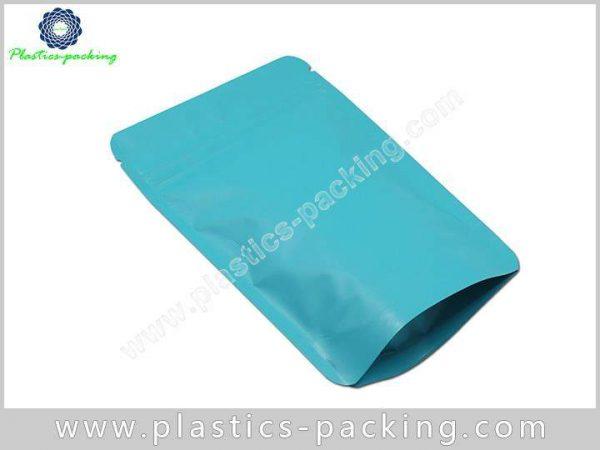 Reusable Aluminium Foil Zip Lock Stand Up Bags yyth 243