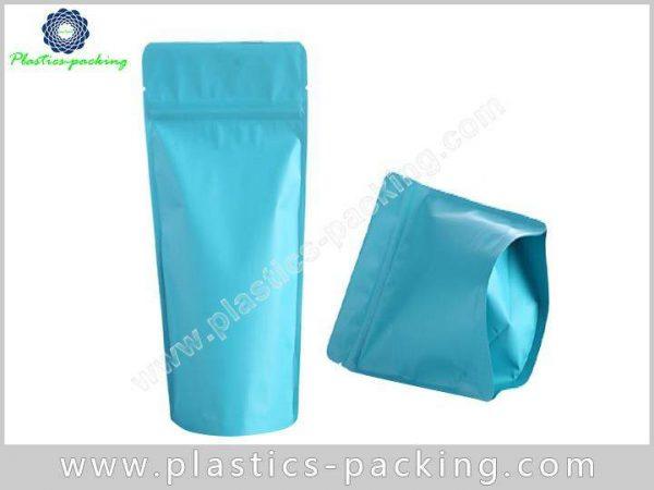 Reusable Aluminium Foil Zip Lock Stand Up Bags yyth 244