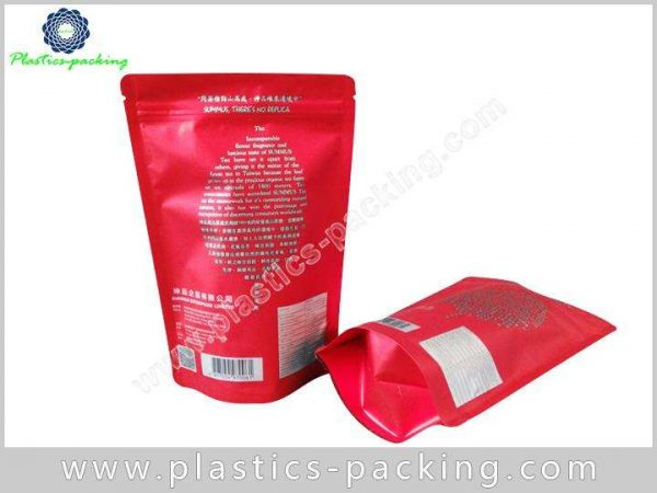 Rounded Corners Ziplock Pouch Manufacturers and Suppliers 1020