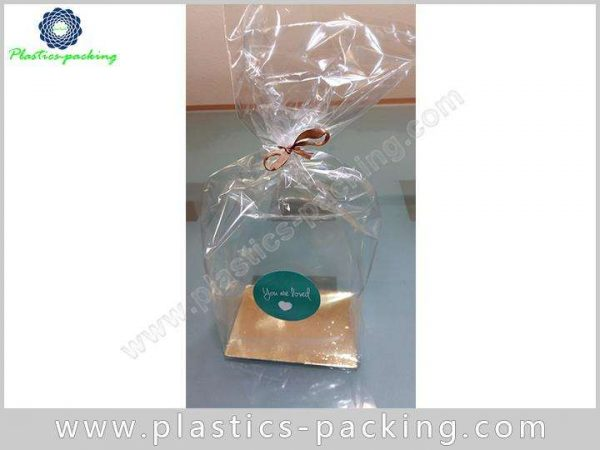 Sandwich OPP Block Bottom Bags Card Base FDA yythkg 047