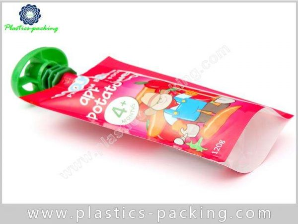 Sauce Packaging Spout Pouch Shampoo Spouted Stand up yythk 101