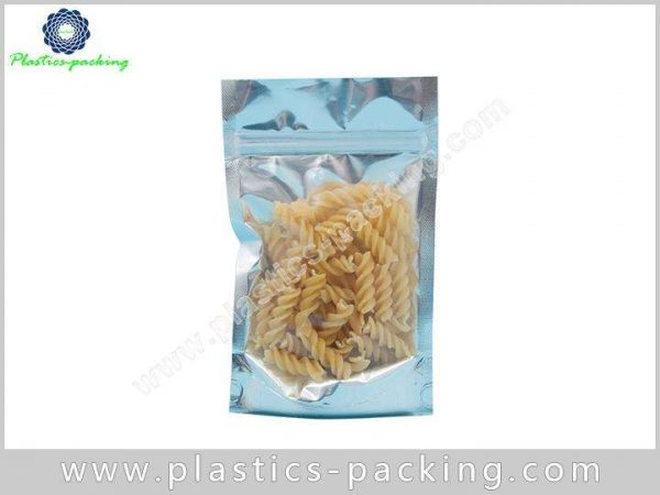 Self Standing Snack Food Plastic Ziplock Bags with 1031