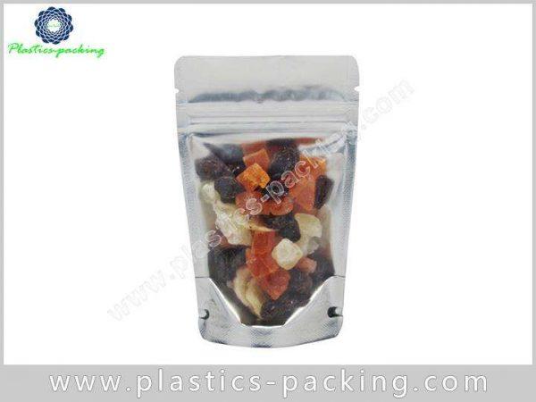 Self Standing Snack Food Plastic Ziplock Bags with 1032