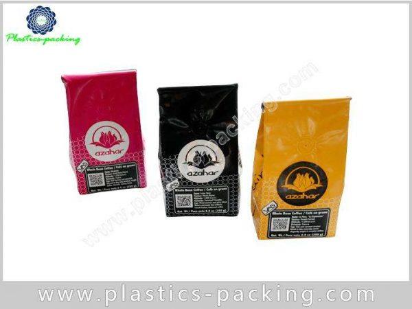 Self Standing TinTie Coffee Bags Heat Seal Coffee y 085