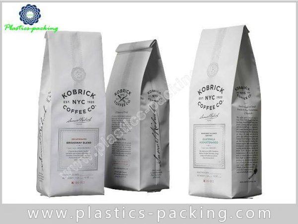 Self Standing TinTie Coffee Bags Heat Seal Coffee y 086