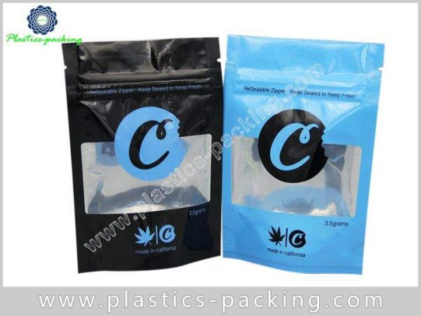 Smell Proof Marijuana Cannabis Bags Manufacturers and yyth 056