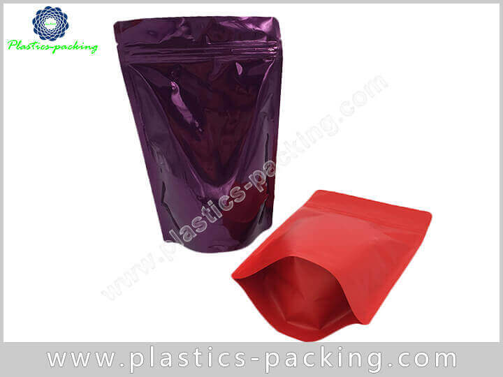 Smell Proof Zipper Pouch Bags For Herb Manufacturer 171