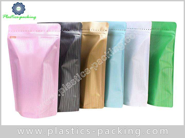 Snack Food Clear Zipper Pouch Manufacturers and Sup 1070