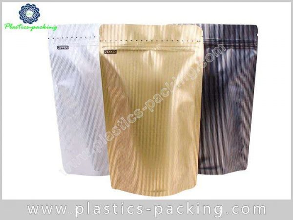 Snack Food Clear Zipper Pouch Manufacturers and Sup 1071
