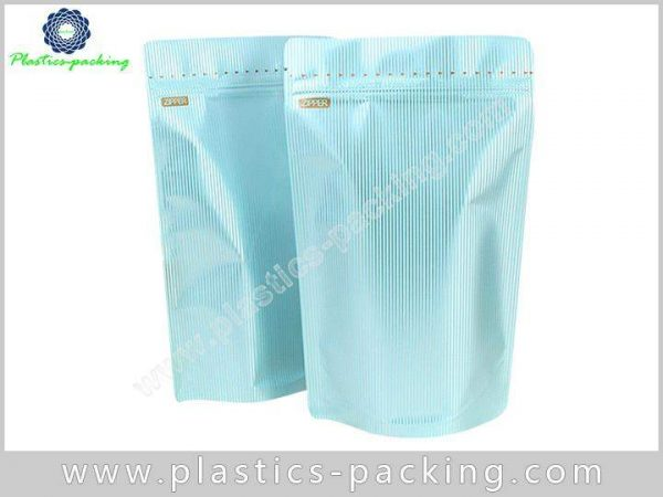 Snack Food Clear Zipper Pouch Manufacturers and Sup 1073