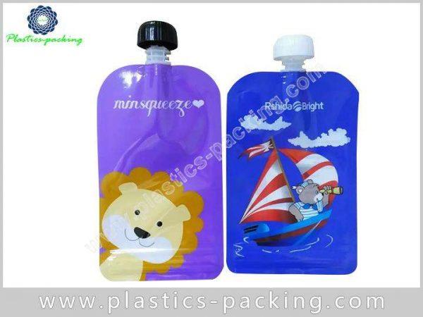 Spouted Pouches For Cosmetics And Beauty Manufacturers yyt 035