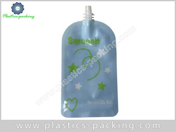 Spouted Pouches For Cosmetics And Beauty Manufacturers yyt 036
