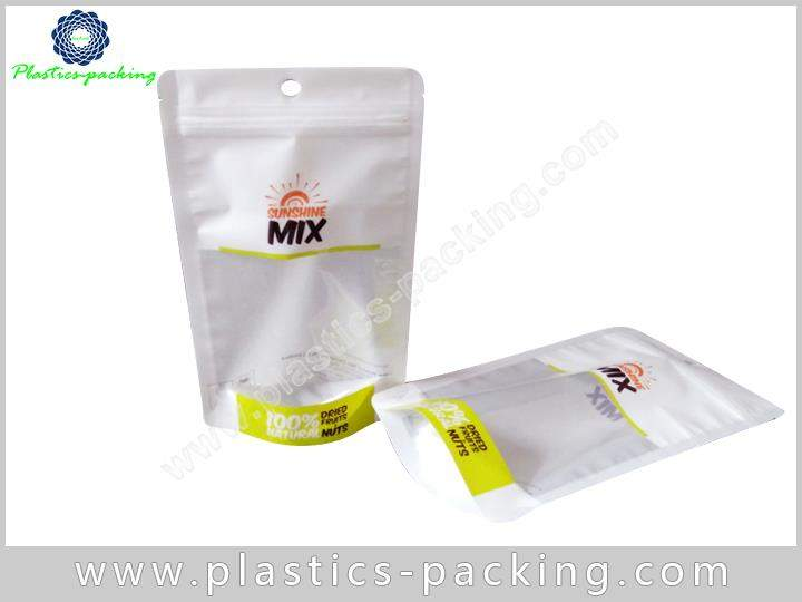 Square Window Stand Up Ziplock Bags Manufacturers a 122