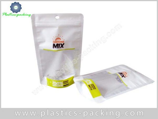 Square Window Stand Up Ziplock Bags Manufacturers a 123