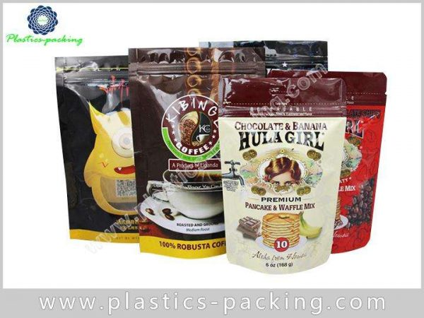 Stand Up Bags Zip Lock Mylar Pouches Manufacturers 1089