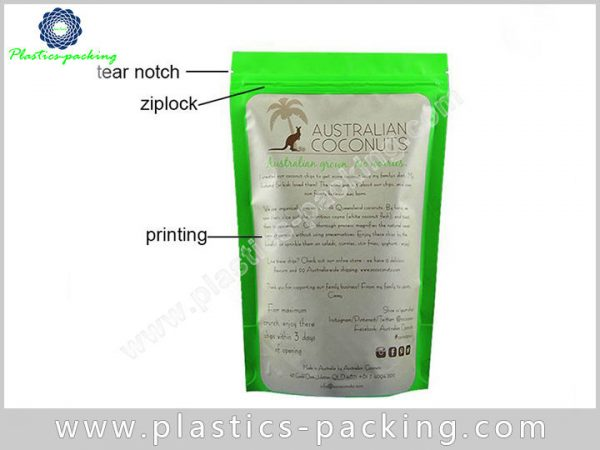 Stand Up Bags Zip Lock Mylar Pouches Manufacturers 1091
