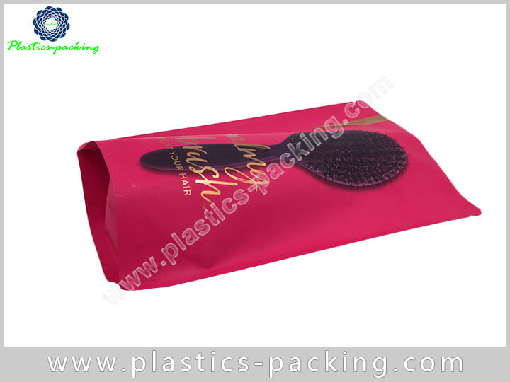 Tear Notch Stand Up Ziplock Bag Manufacturers and y 042