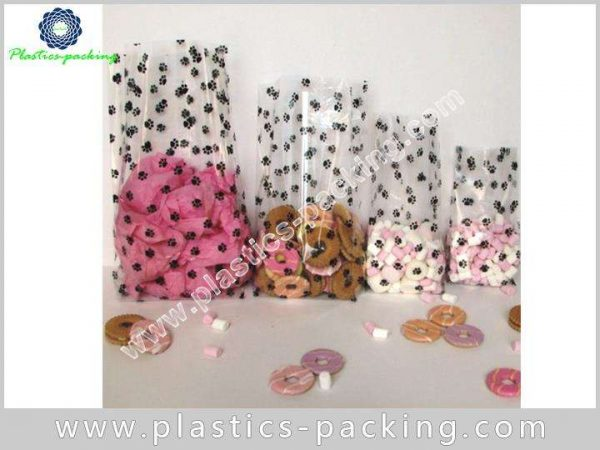 Transparent OPP Cellophane Bags for Candy Manufacturers yy 013 1
