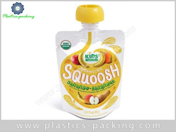 Transparent Spouted Liquid Bag Manufacturers and Suppliers 005