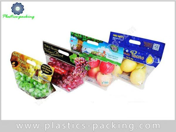 Ventilation Hole Cherry Packaging Bag Manufacturers and yy 016