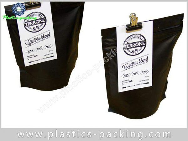 Wholesale Coffee Stand Up Pouches Packaging 50g Pri 013