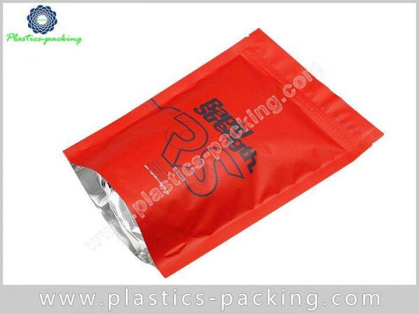 With Tear Notch Stand Up Zip Bag Manufacturers yyth 1183