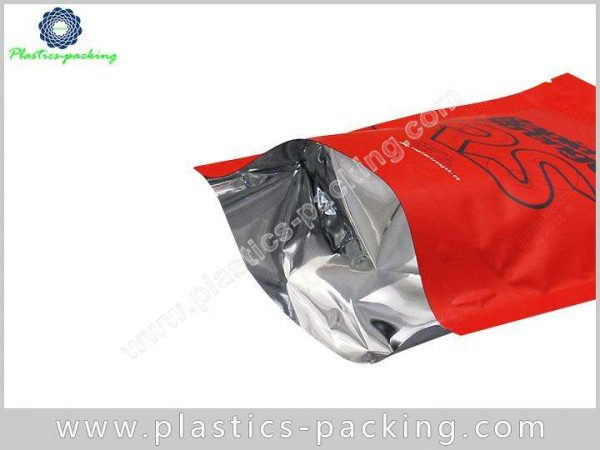 With Tear Notch Stand Up Zip Bag Manufacturers yyth 1186