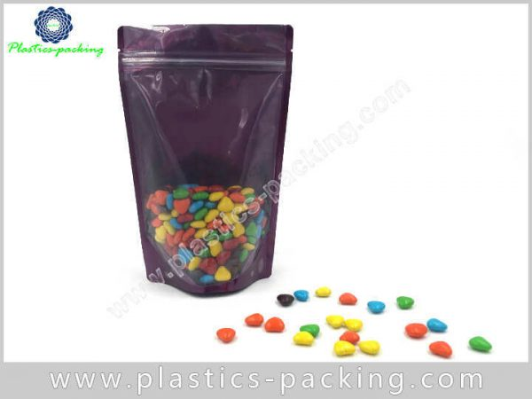 Zipper Food Grade Storage Pouch Bags Manufacturers 011