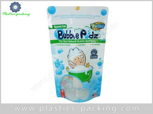 food packaging stand up ziplock pouch 2