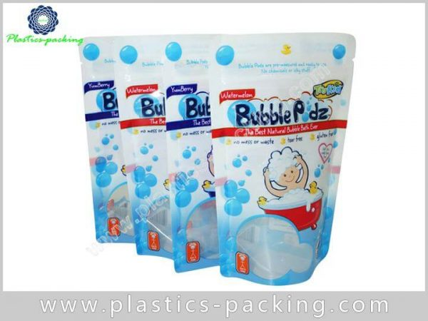 food packaging stand up ziplock pouch 3