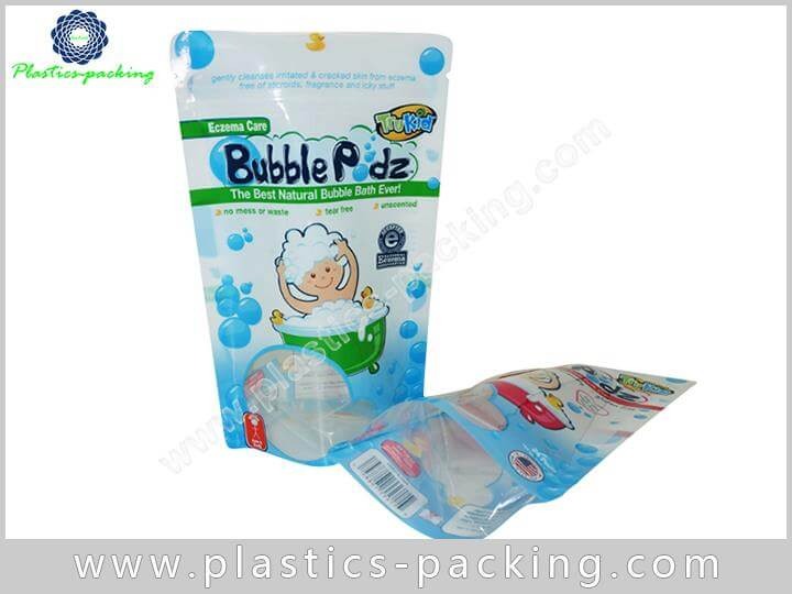 food packaging stand up ziplock pouch 4