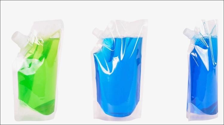 Liquid Spout Pouch 1