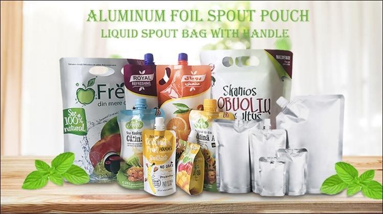 spout pouches 12